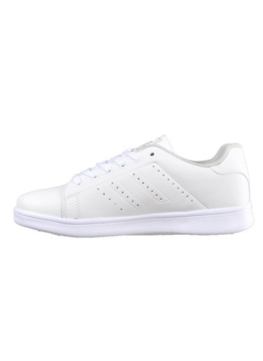 Bestof 041 Beyaz Unisex Spor Ayakkabı Beyaz